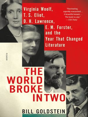 cover image of The World Broke in Two