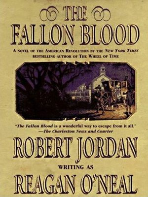 cover image of The Fallon Blood