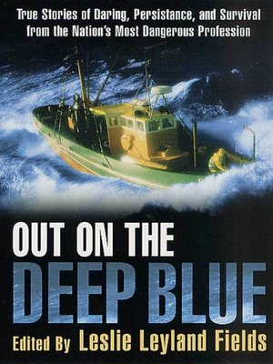 cover image of Out on the Deep Blue