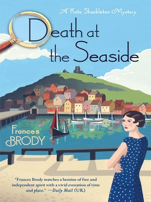 cover image of Death at the Seaside