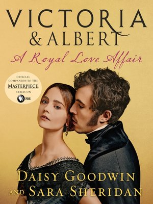 cover image of Victoria & Albert--A Royal Love Affair