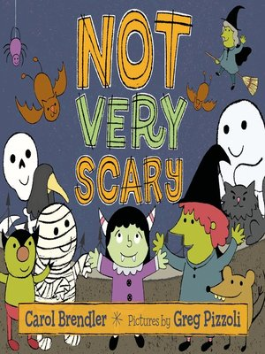 cover image of Not Very Scary