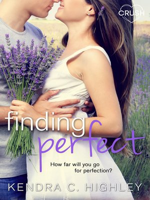 cover image of Finding Perfect Series, Book 1