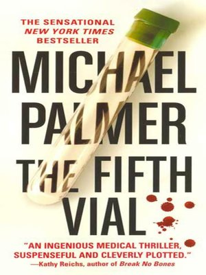 cover image of The Fifth Vial