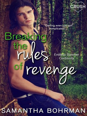 cover image of Breaking the Rules of Revenge