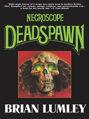 cover image of Deadspawn