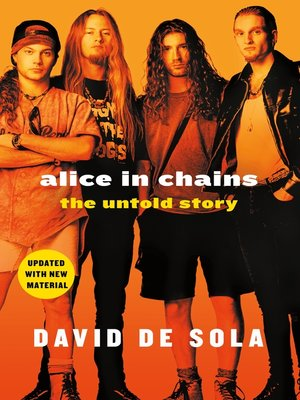 cover image of Alice in Chains