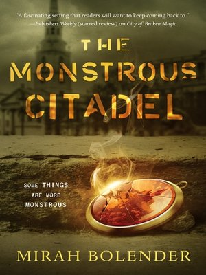 cover image of The Monstrous Citadel