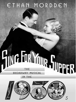 cover image of Sing for Your Supper