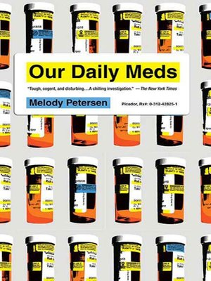 cover image of Our Daily Meds