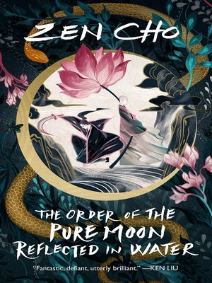 cover image of The Order of the Pure Moon Reflected in Water