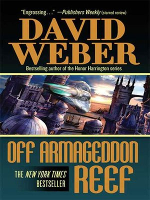 cover image of Off Armageddon Reef