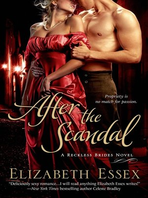cover image of After the Scandal
