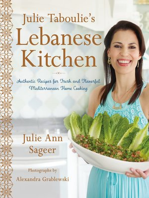 cover image of Julie Taboulie's Lebanese Kitchen