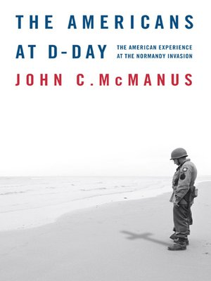 cover image of The Americans at D-Day