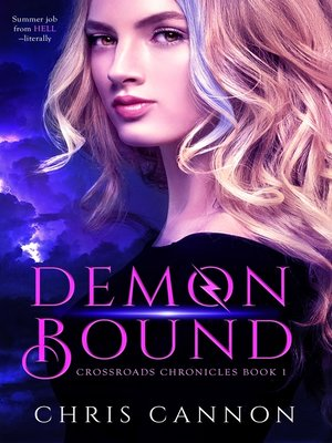 cover image of Demon Bound