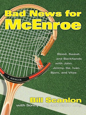 cover image of Bad News for McEnroe