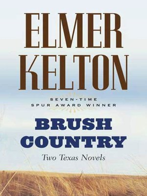 cover image of Brush Country