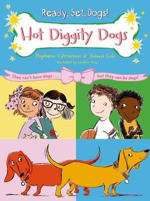 cover image of Hot Diggity Dogs