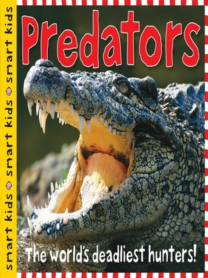 cover image of Smart Kids: Predators