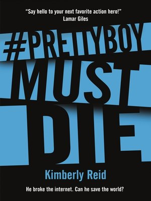 cover image of #Prettyboy Must Die