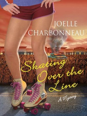 cover image of Skating Over the Line