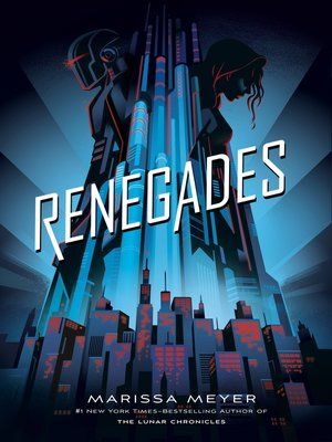 cover image of Renegades Series, Book 1