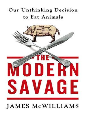 cover image of The Modern Savage