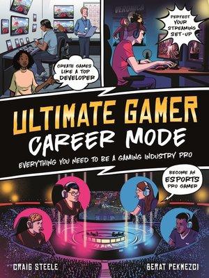 cover image of Ultimate Gamer: Career Mode