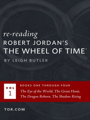 cover image of Wheel of Time Reread, Books 1-4