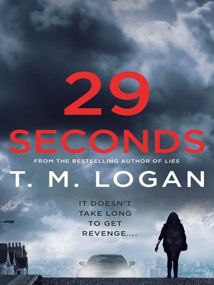 cover image of 29 Seconds
