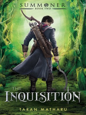 cover image of The Inquisition