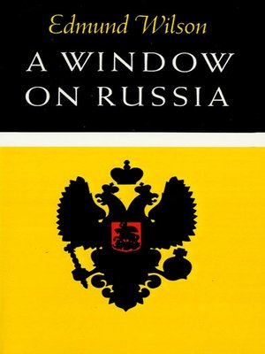 cover image of A Window on Russia