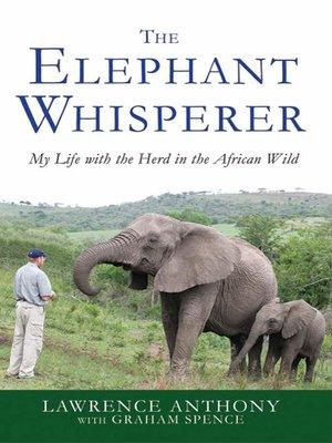 cover image of The Elephant Whisperer