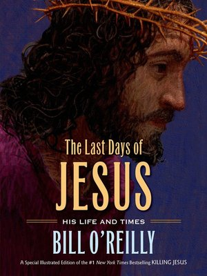 cover image of The Last Days of Jesus