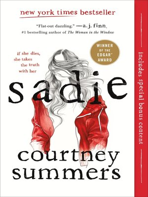 Sadie by Courtney Summers · OverDrive (Rakuten OverDrive): eBooks