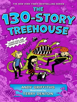 cover image of The 130-Story Treehouse