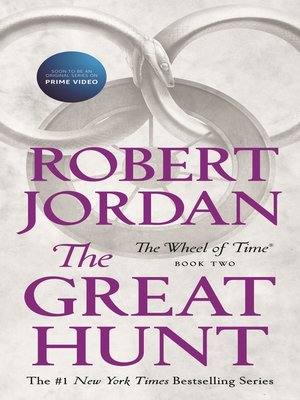 cover image of The Great Hunt