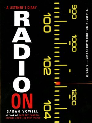 cover image of Radio On