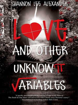 cover image of Love and Other Unknown Variables