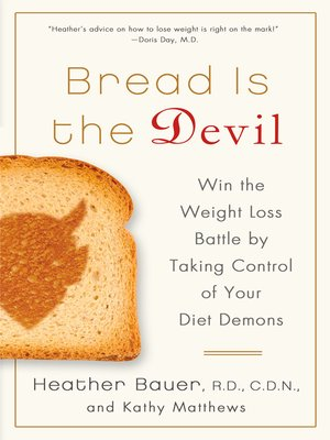 cover image of Bread Is the Devil