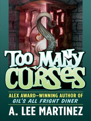 cover image of Too Many Curses