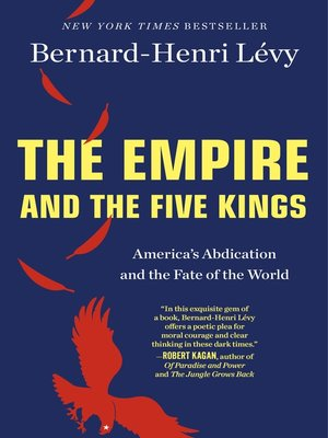 cover image of The Empire and the Five Kings