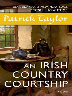 cover image of An Irish Country Courtship