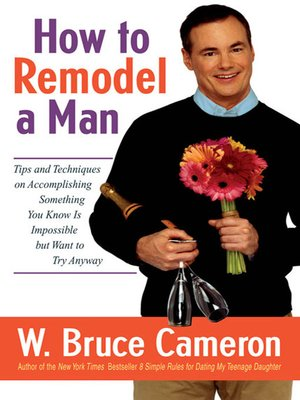 cover image of How to Remodel a Man