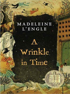 cover image of A Wrinkle in Time