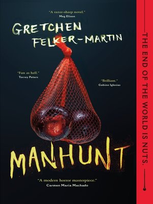 cover image of Manhunt