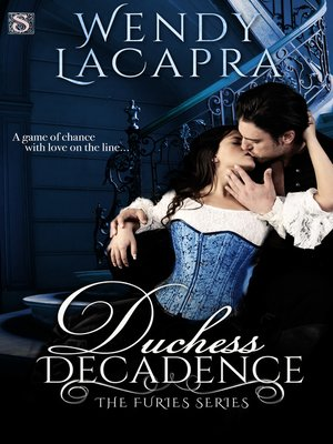 cover image of Duchess Decadence