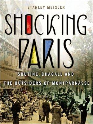 cover image of Shocking Paris