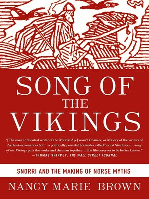 cover image of Song of the Vikings